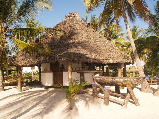 Kilwa Beach Lodge: Bar