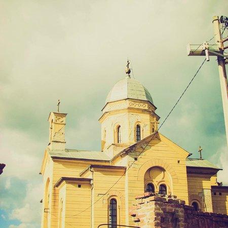 Gardos - Tower of Sibinjanin Janko : Земунсая церковь близ Гардоша