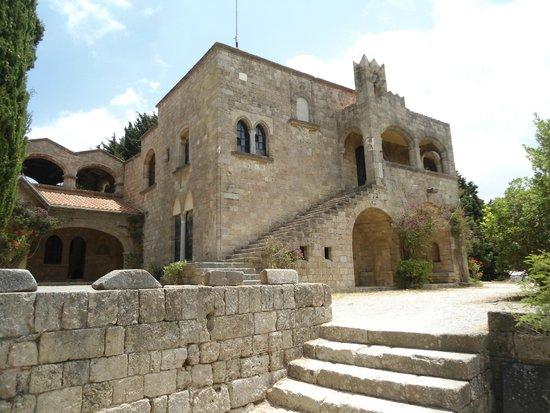 Filerimos Monastery: Μονη Φιλερημος