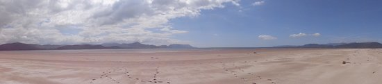 Inch Beach: Miles of sand!
