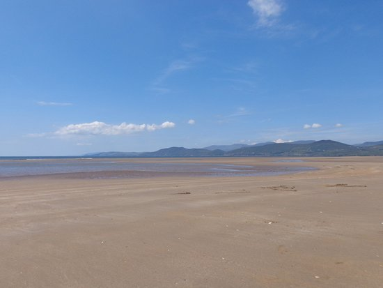 Inch Beach: hot and sunny