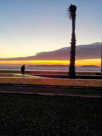 Essaouira Beach: Sunset