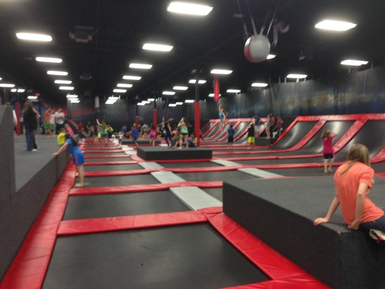 Gravitopia Trampoline Arena Greenville Sc Address