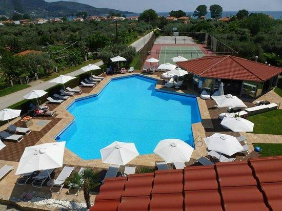 Hotel Korina: Korina Pool