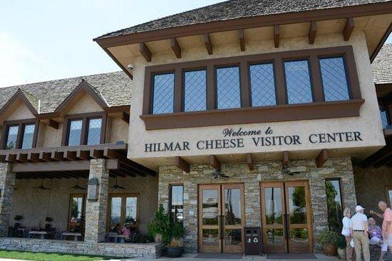 Hilmar, Kalifornien: front door