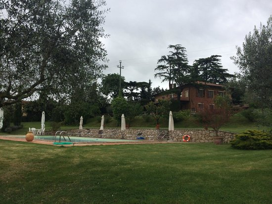 Holiday House Borgo Badia : Vista
