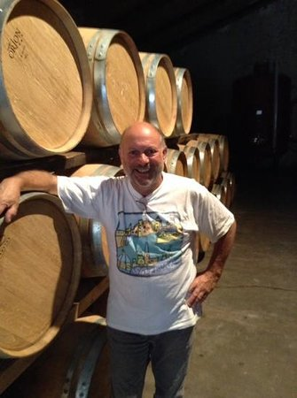 Cathar Country Wine Tours: passionate wine maker
