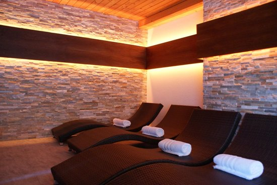 Kessler's Kulm Hotel: Sauna