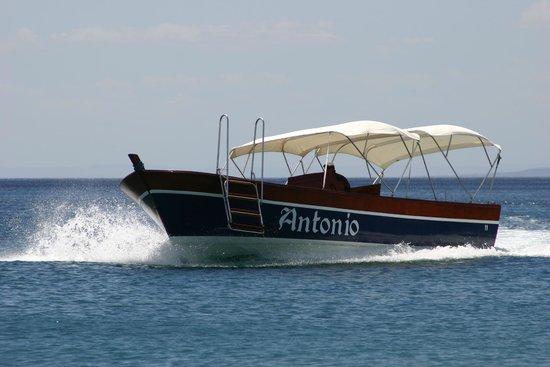 Antonio - Escursioni in Barca