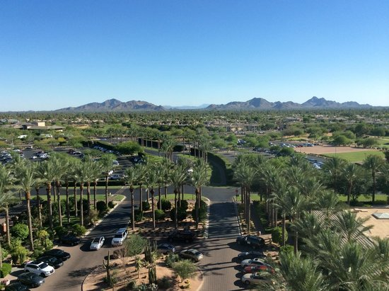The Westin Kierland Resort & Spa: View from Balcony
