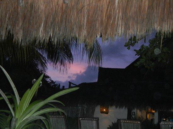 Restaurare: sunset