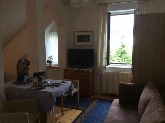 Villa Elisabeth : View from door of room