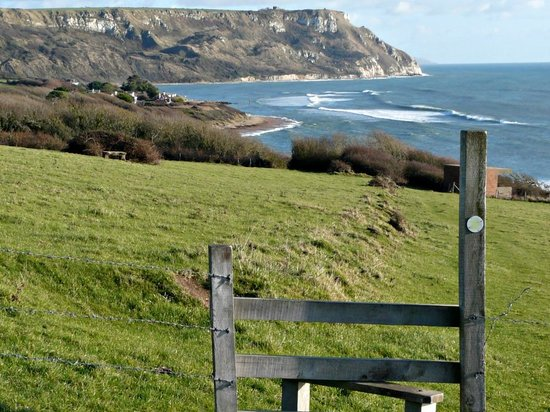 Tarrant Launceston, UK: Walk the South West Coast path