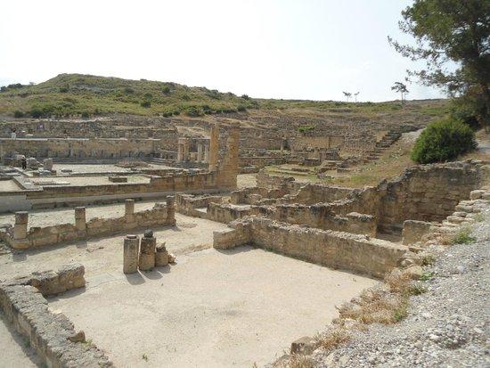 Ancient Kamiros: Αρχαια Καμειρος