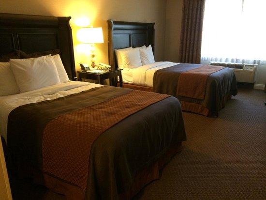 Ayres Hotel Ontario Mills Mall: Queen beds
