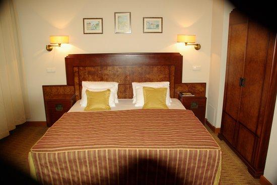 Hotel Majestic Plaza Prague : chambre