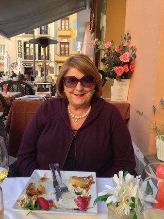 Restaurante Vino Mio: mmmm food so good