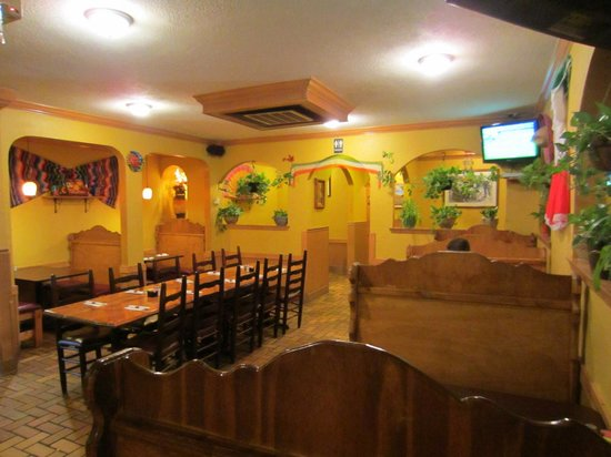 Cinco Amigos: Interior