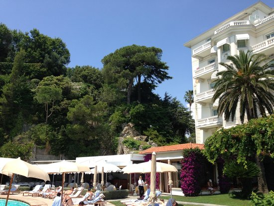 Grand Hotel Miramare : Miramare jardin