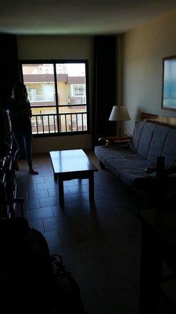 Ronda 4: living area