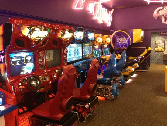 Kids Quest: Cyber Quest Family Arcade