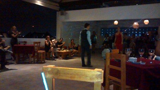 Soho Playa Hotel: Tango