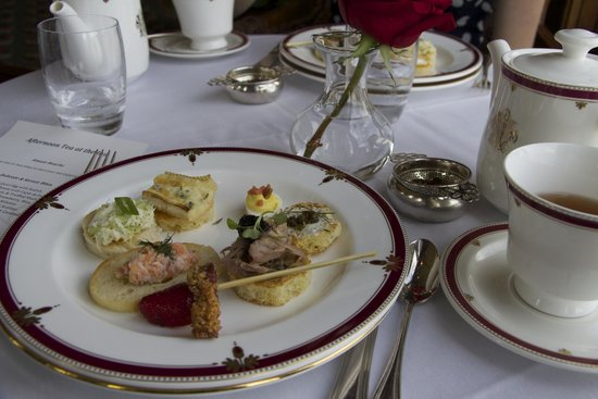 The Inn on Biltmore Estate: Afternoon Tea at the Inn at Biltmore Estate