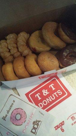 T & T Donuts