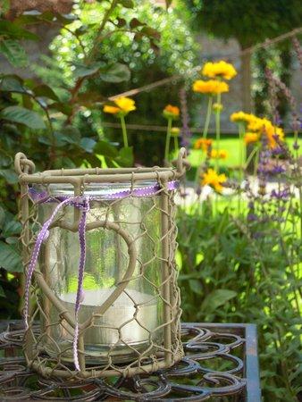 Hotel Stadt Beelitz: Garten