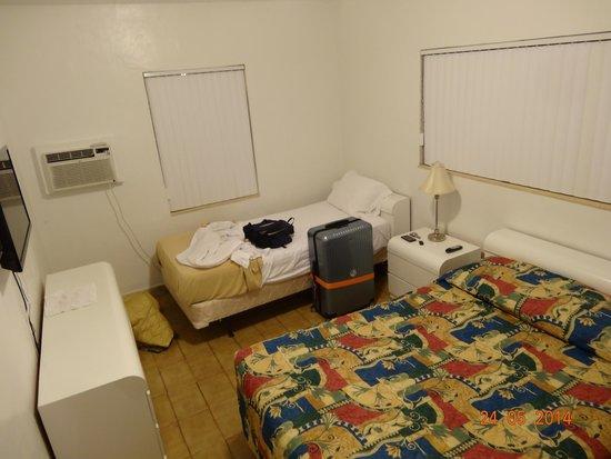 Summerland Suites : Napoli Belmar Resort Schlafzimmer