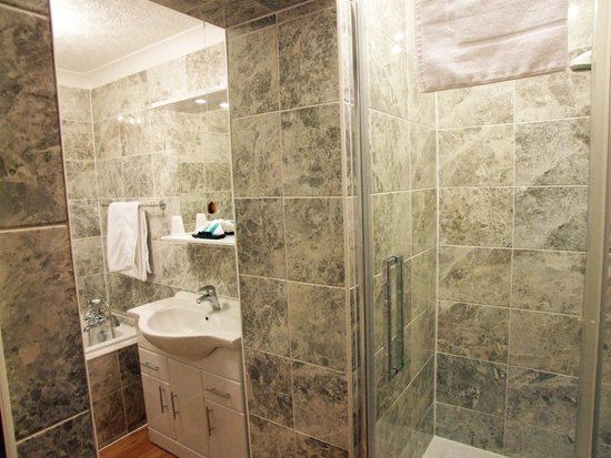 Lyndon Guest House: family room ensuite