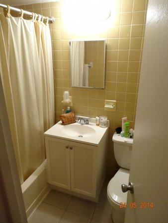 Summerland Suites: Das luxuriöse Badezimmer