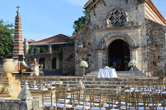 Casa de Campo : Altos de Chavon Wedding