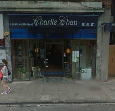 Charlie Chan Restaurant
