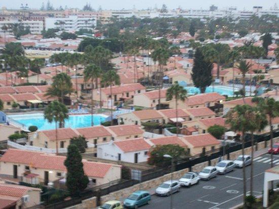SENTIDO Gran Canaria Princess: view from the room 712