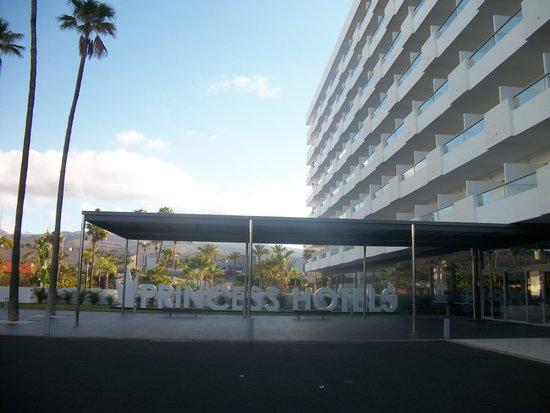 SENTIDO Gran Canaria Princess: hotel entrance