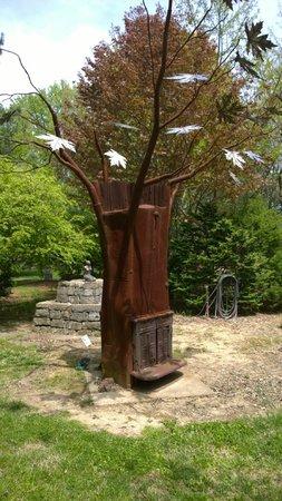 Hidden Hill : Repurposed Furnace
