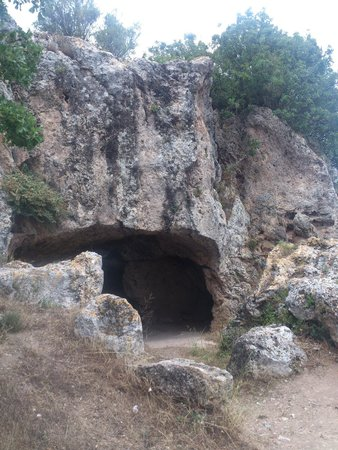 Cave Of Polyphemus
