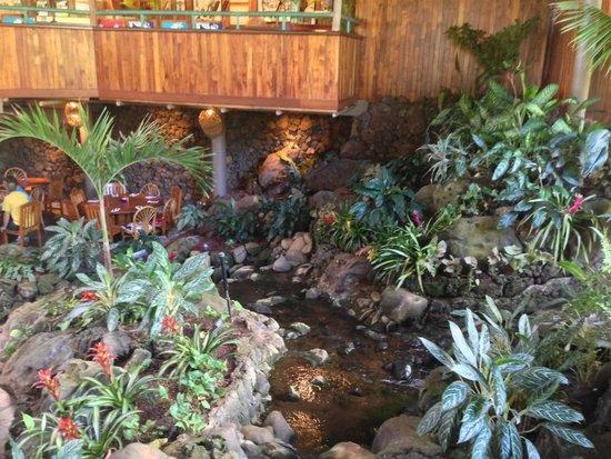 Duke's Kauai : fish pond again