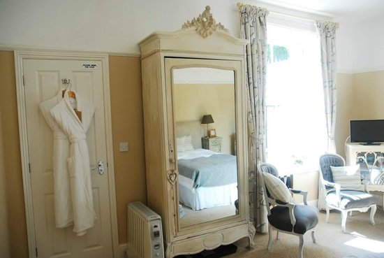 Bindon Bottom B&B: The Barrie Room