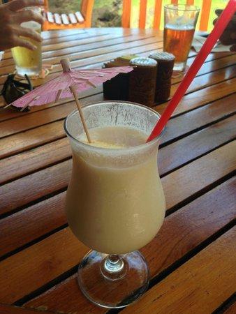Duke's Kauai: pina colada
