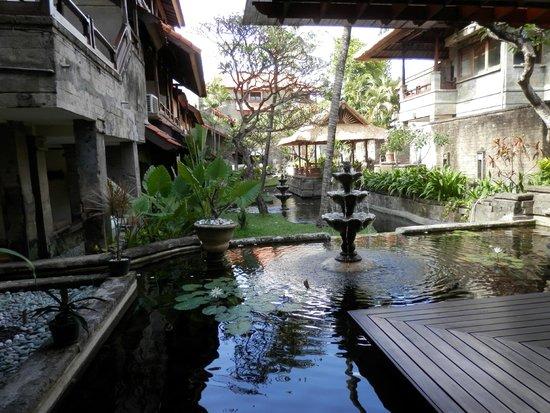 Grand Balisani Suites: Grand Balisini Ponds
