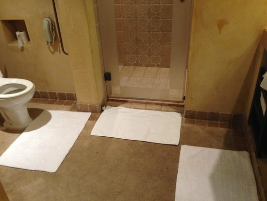Bab Al Shams Desert Resort & Spa: bathroom