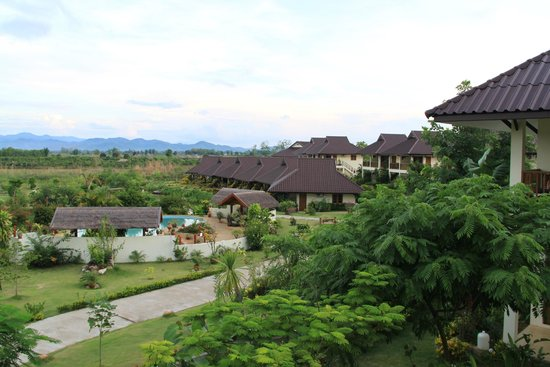 Maekok River Village Resort: MRV View