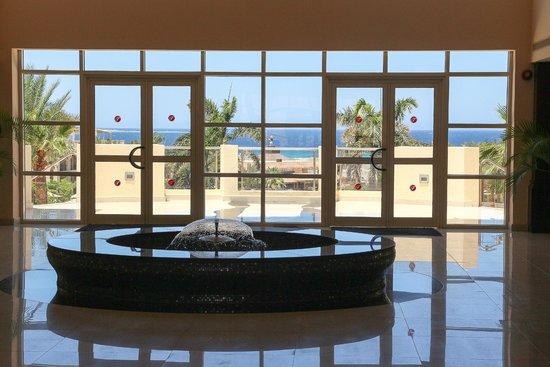 Tropitel Sahl Hasheesh: Entrance