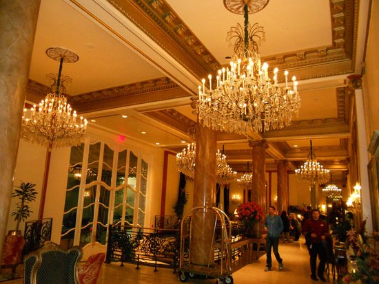 Le Pavillon Hotel : lobby