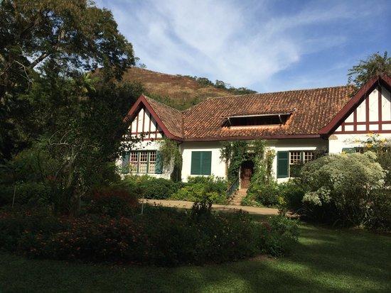 Pousada Da Alcobaca: A casa centenária.