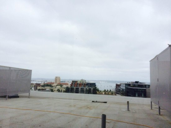Porto Vista Hotel: The view of the marina from the Hotel