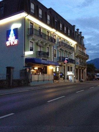 Hotel du Port: hotel