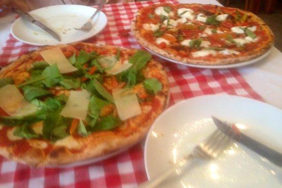 Appetito Trattoria: Pizzas
